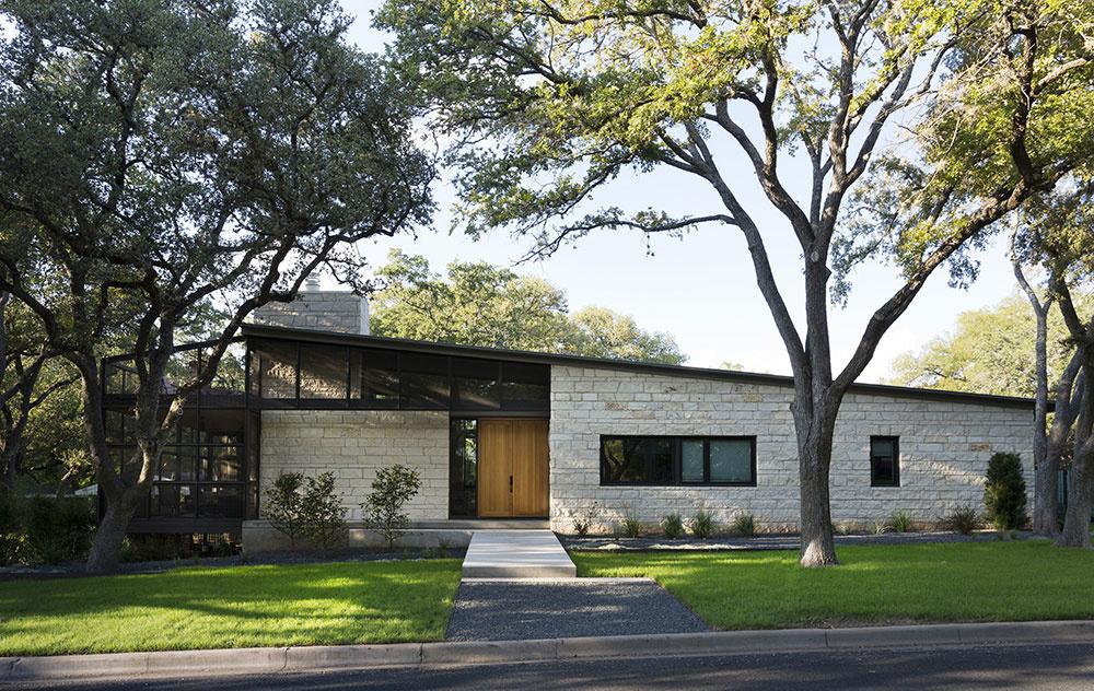 Zo starého domu sa stal symbol minimalizmu