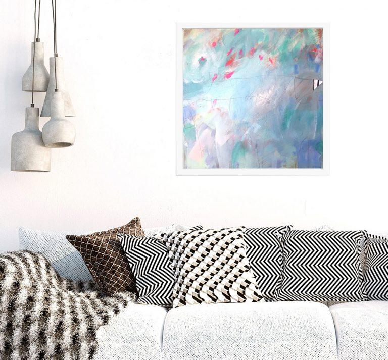 Farebné a hravé doplnky do jarného interiéru