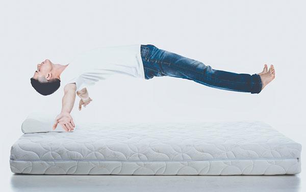 S kvalitným matracom len získate