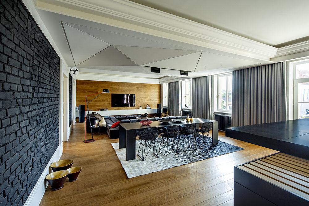 Veľký byt na pešej zóne v centre Piešťan pre náročného majiteľa