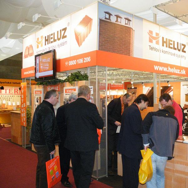 Český výrobca tehál na Conecu 2010 opäť zabodoval