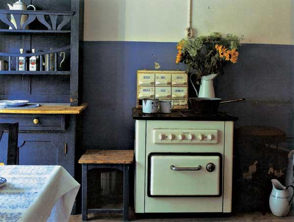 Kuchyňa svôňou vidieka