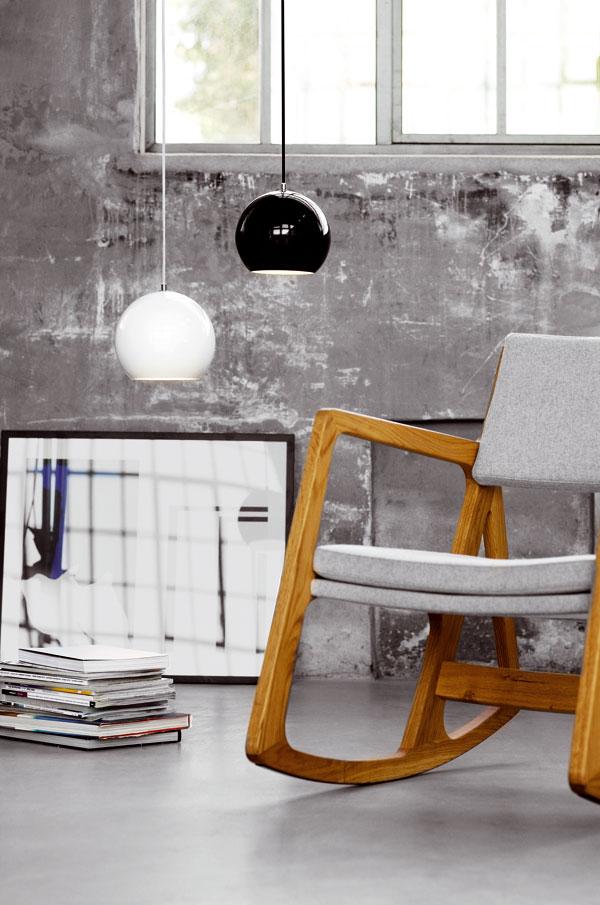 Obývačka v lofte - otvorene a loftovne (2.)