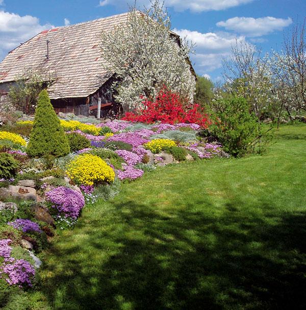 Chcete sa stať záhradným dizajnérom?
