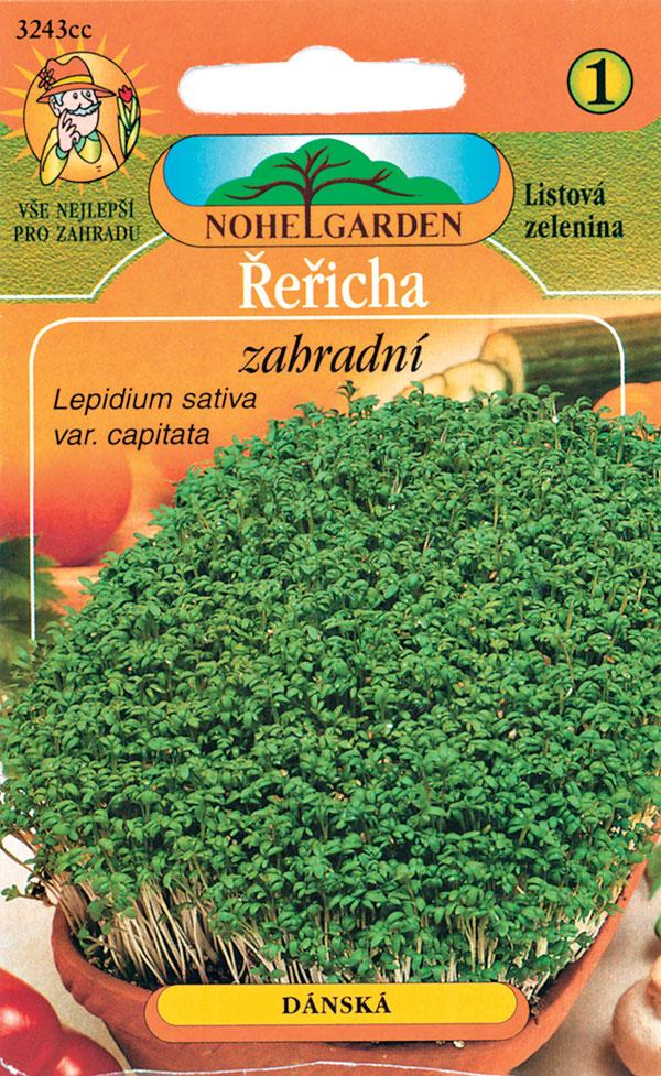 Záhrada vjanuári