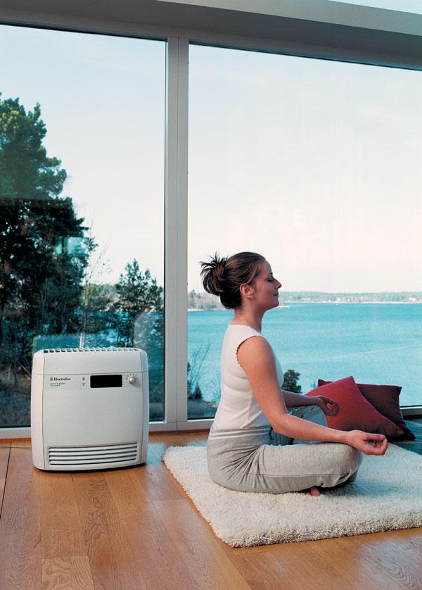 Dýchať čistý vzduch