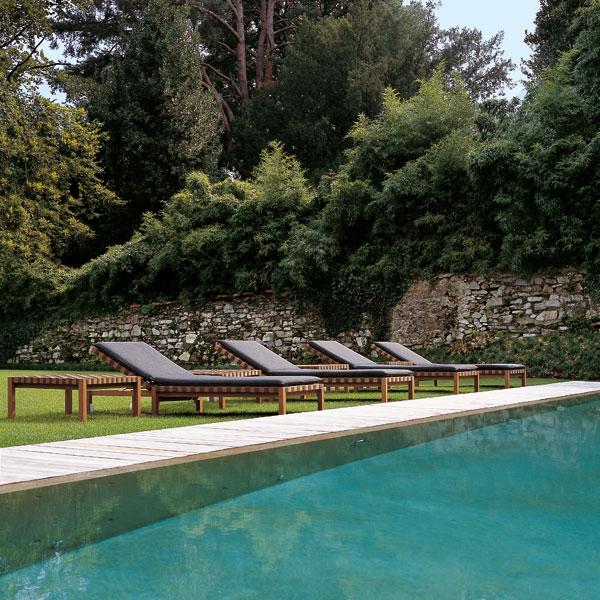 Zelená koruna bazéna (2.)