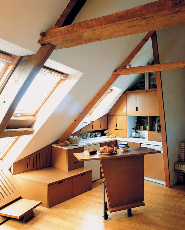 Bývanie pod strechou