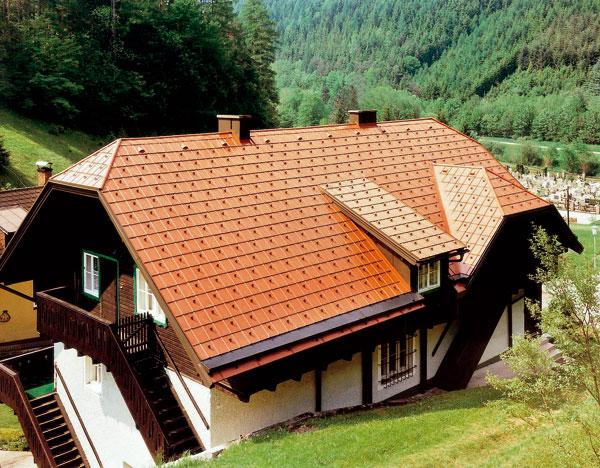 Akú strechu na chatu (2.)