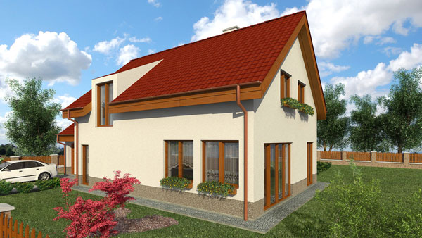 Pasívny dom z tehál