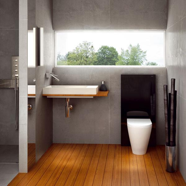 Elegantná alternatíva do modernej kúpeľne