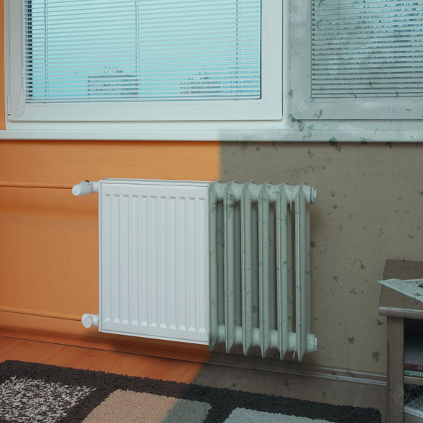 Prečo a ako vymeniť radiátor