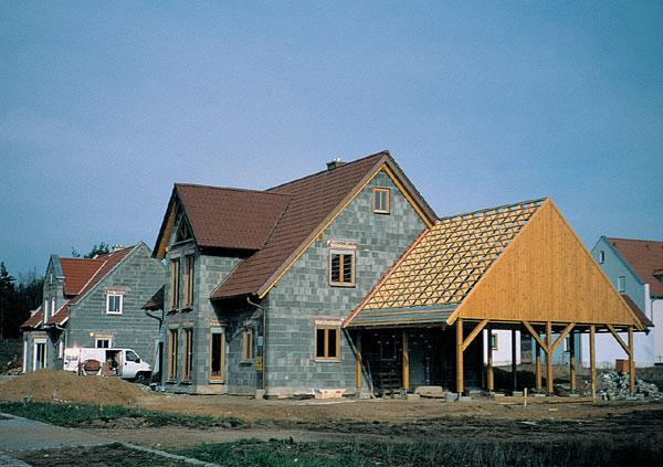 Aký materiál použiť na založenie stavby?