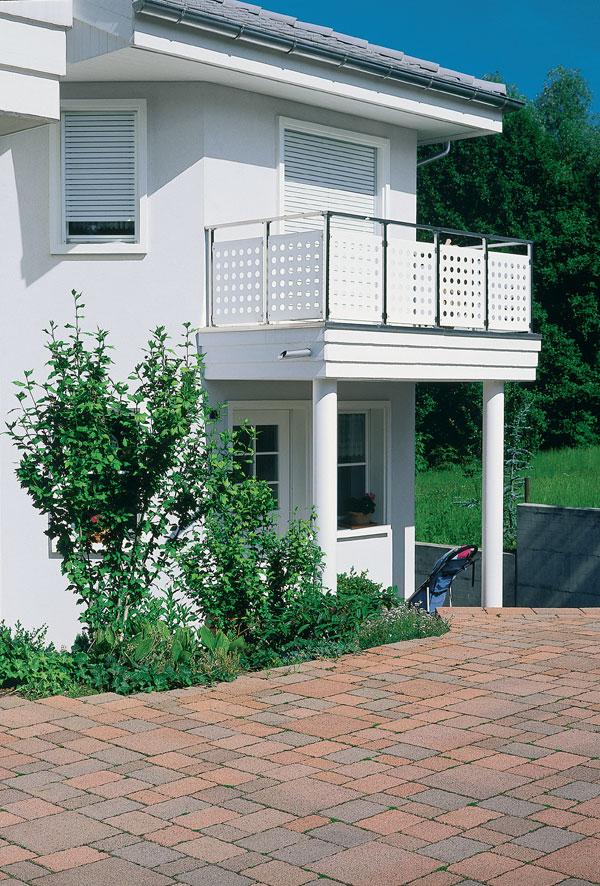 Vlastný dom, konštrukcie a stavebné materiály v ňom