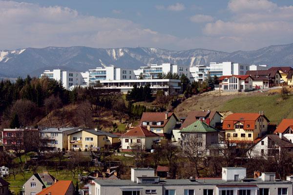 Byt s výhľadom na Nízke Tatry