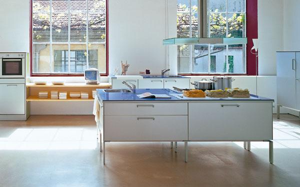 Podlaha v kuchyni