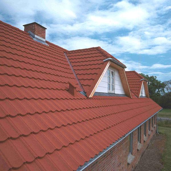 Decra® jedinečná koruna strechy