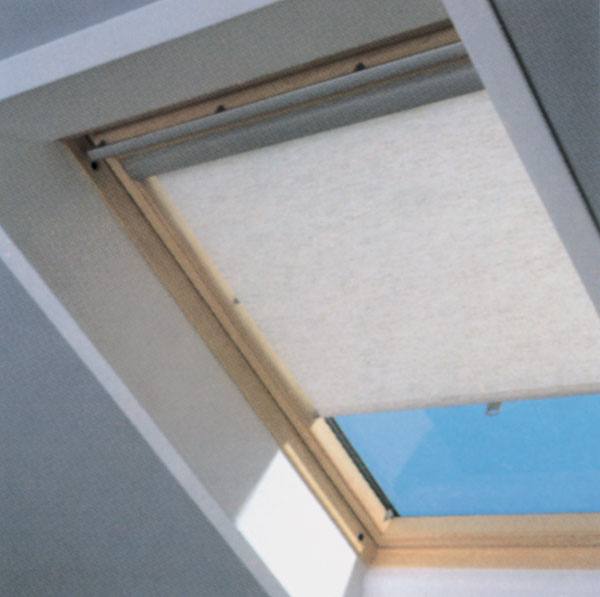 Prirodzené svetlo cez strechu