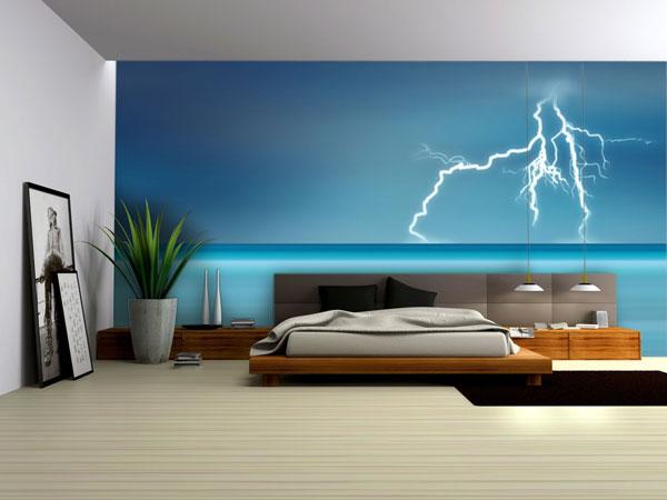 Napínané steny vyčaria jedinečnú atmosféru
