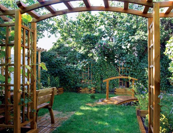 Vaša záhrada túži po dreve