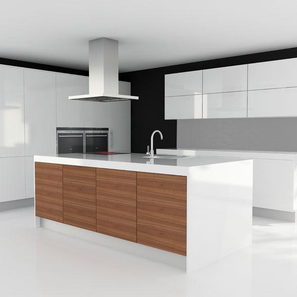 Nové kuchyne v troch sériách