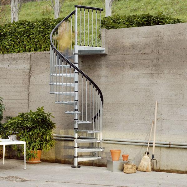 Postavte si schodisko