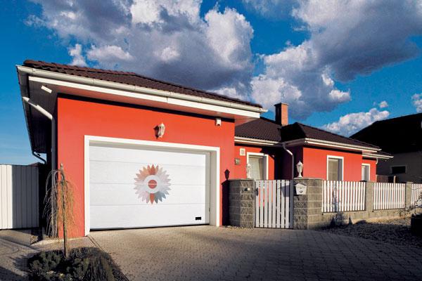 Výber garážovej brány