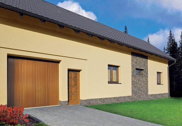 Výber garážovej brány (2.)