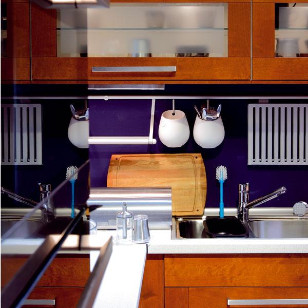 Teplo rodinnej kuchyne