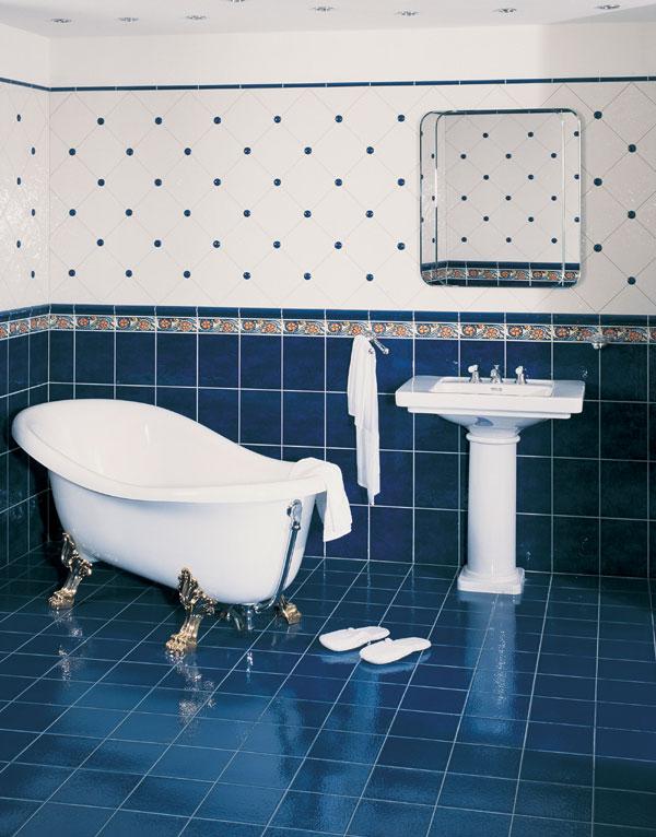 Kúpeľňa ako na zámku