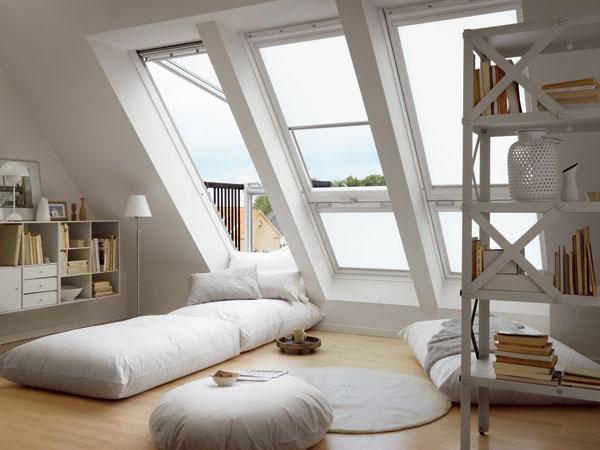 Bývanie v podkroví