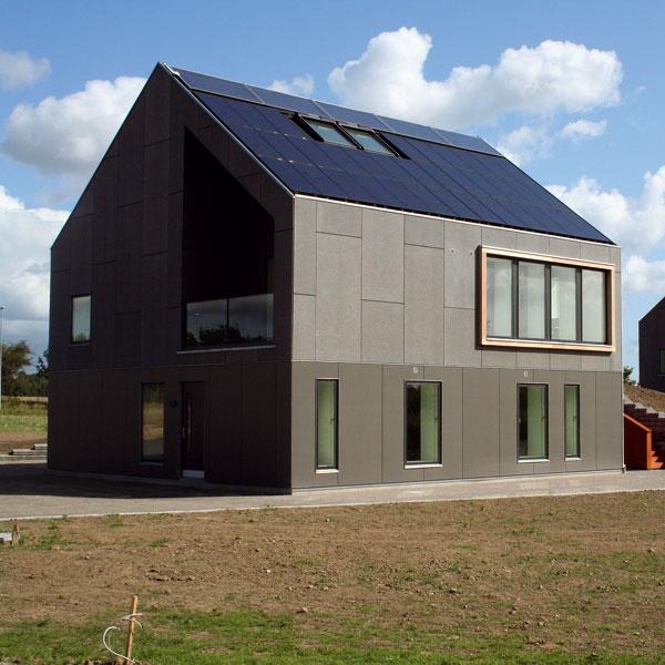 Domy snulovou spotrebou energie