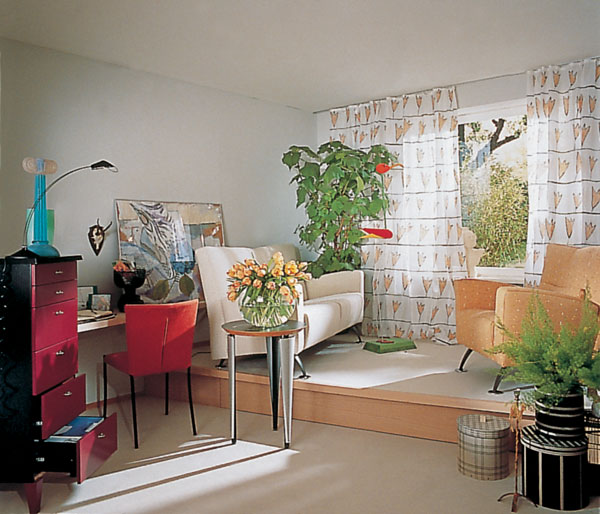 Obývačka v paneláku