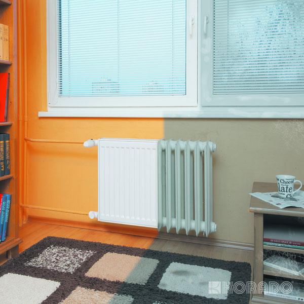 Tohtoročná novinka pre rýchlu výmenu starého radiátoru
