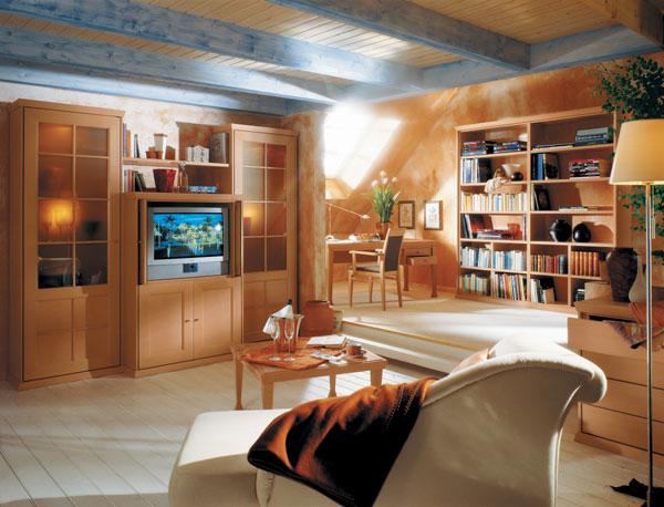 Usporiadanie nábytku v obývacej izbe