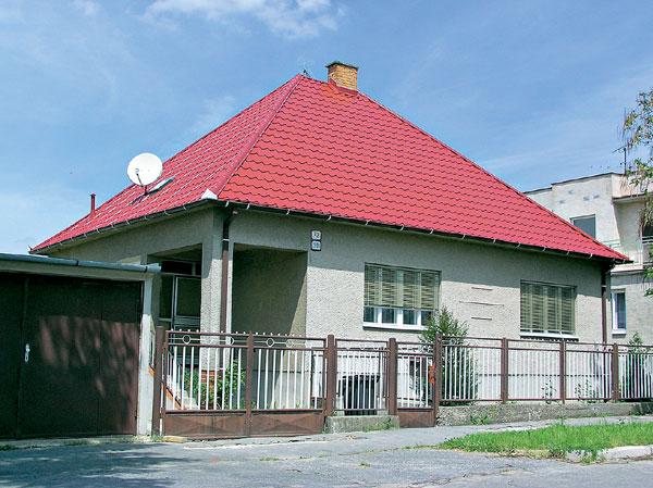 Finančný plán rekonštrukcie domu