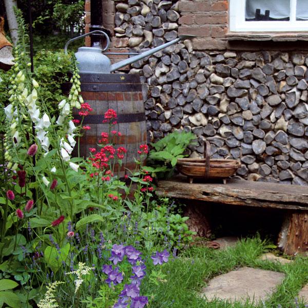 Pravidelné zavlažovanie našich záhrad