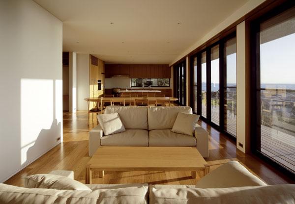 Dom v Japonsku v mixe tradičných a moderných prvkov