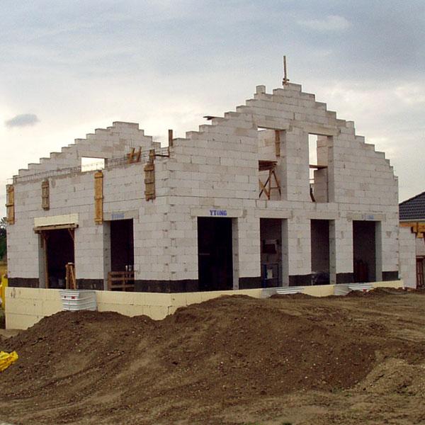 Stavebný materiál na stavbu chaty (2.)