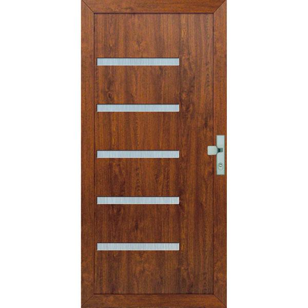 Odolné a bezpečné vstupné dvere