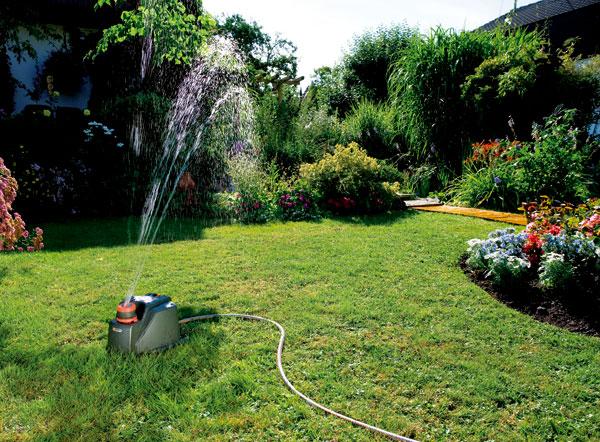 Záhradná technika pre zavlažovanie