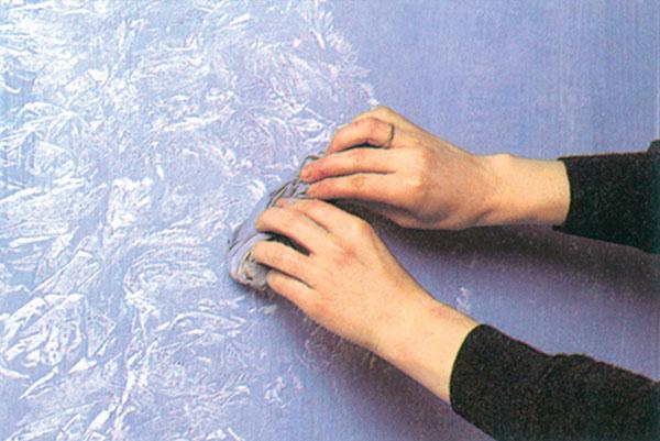 Maľby na stenách