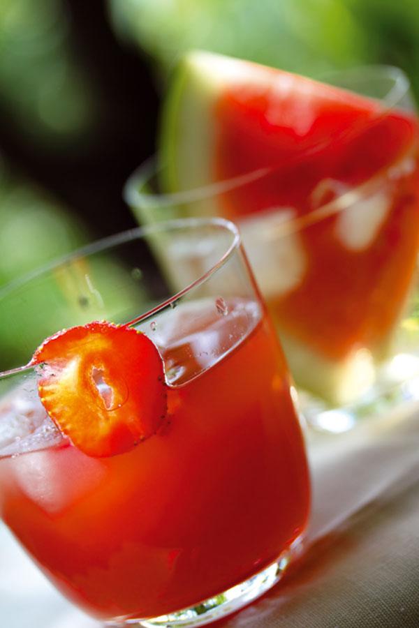 Nápoje pripravené z čerstvého ovocia