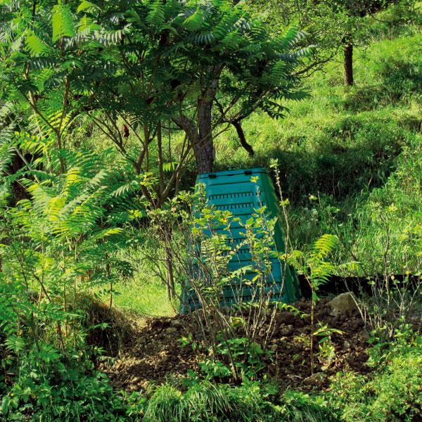 Kompost, naša záhradná zmes
