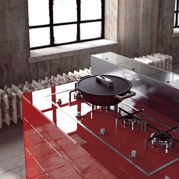 Všeličo o materiáloch v modernej kuchyni