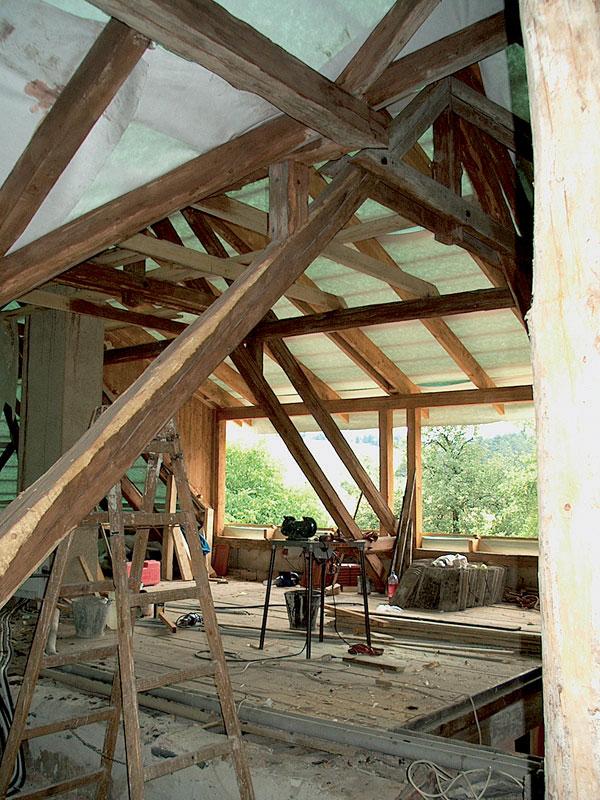 Rekonštrukcia krovu