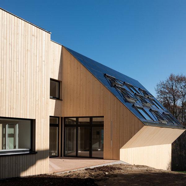 Slnečný dom budúcnosti