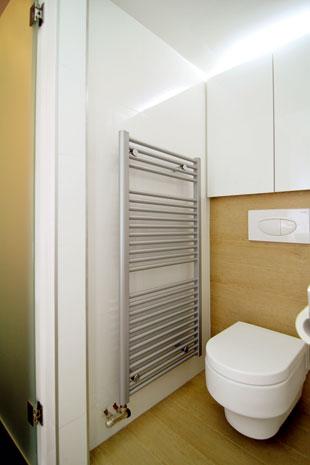Malý biely byt na Malej Strane v Prahe