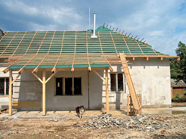 Rekonštrukcia domu na objednávku
