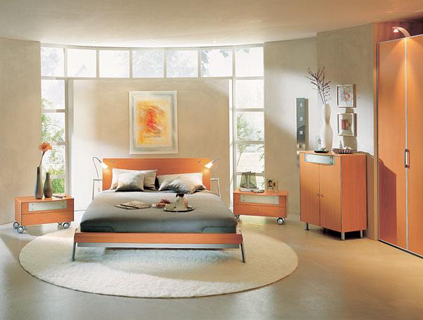 Spálňa – každý kút dokonale využitý